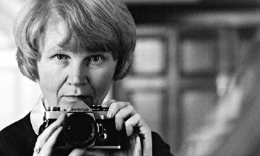 Jane Bown, Observer photographer since 1949.